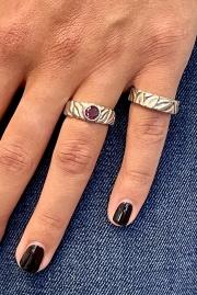 Acanthus Leaf  Ring set