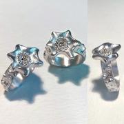 Sea Fleur Ring 1