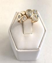 Diamond Shapes Ring